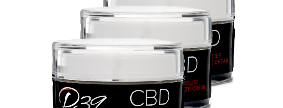 CBD Intense Relief Instant Freeze Cream 500mg