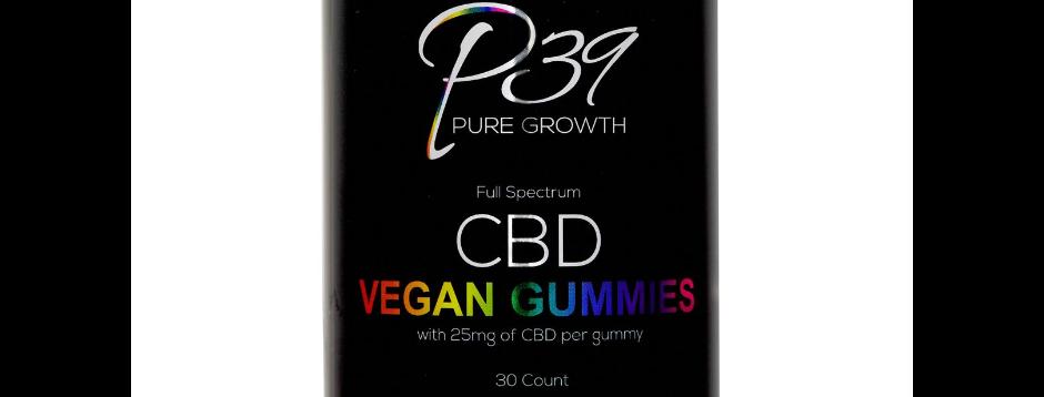 CBD Full Spectrum Vegan Gummies 750mg