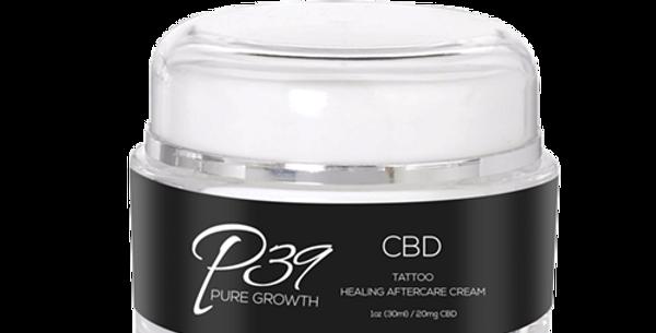 CBD TATTOO Healing Aftercare Cream - 20mg
