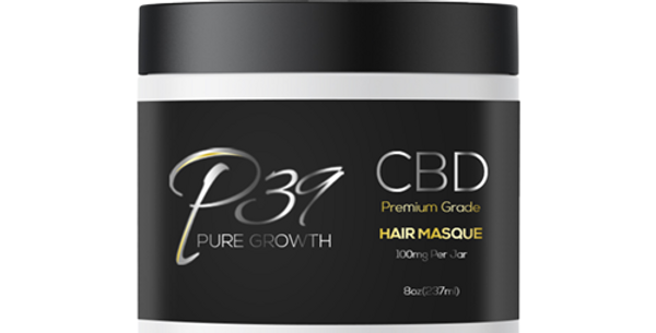 CBD Intense Hair Masque - 100mg