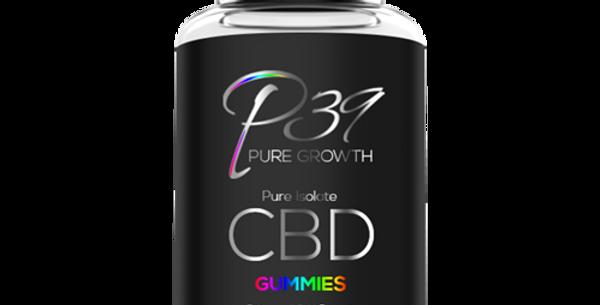 CBD 99% Pure Isolate Gummies