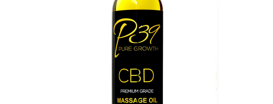 CBD Massage Oil 20mg