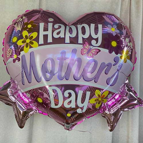 MOTHER'S DAY BALLOON (STYLES MAY VARY)