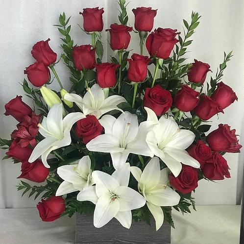 LOVELY RUBIES (WHITE BOX)