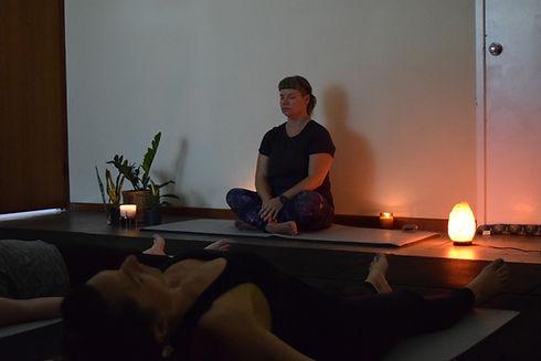 Cindy meditation
