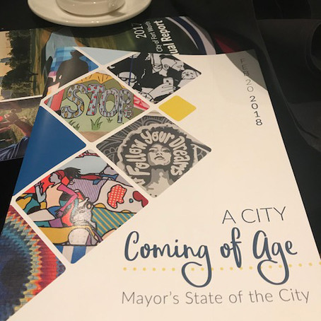 Fort Worth State of the City Luncheon 2018