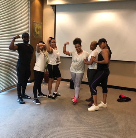 Fitness Classes for Employees