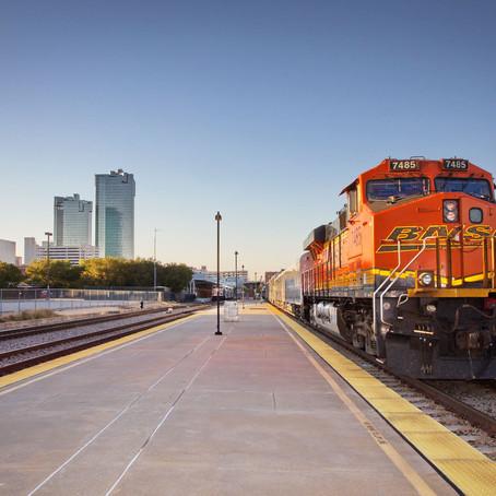 BNSF Train Ride