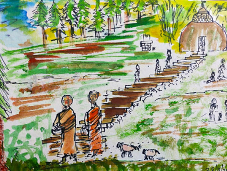 HR and L&D – The Buddhism Way!