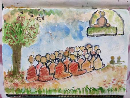 Wednesday wisdom - Measurements the Buddhism Way