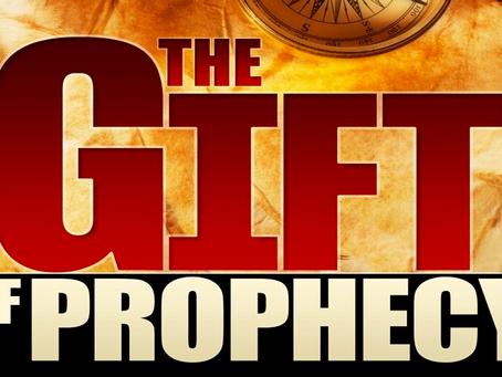 Don't Despise Prophecies