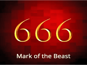 Prepare Yourself For The Mark Of The Beast