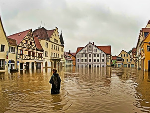 Flooding in Germany . . . Global Warming or God's Judgment?