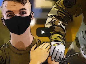 Explosive Interview: Military Used as Guinea Pigs For Vaccine