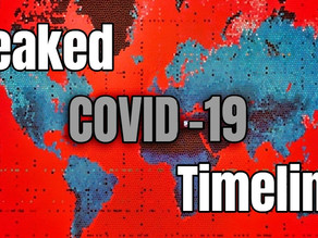 Urgent Warning: 2021 Leaked Covid-19 Timeline