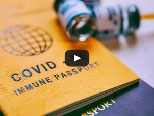 Vaccine Passports Coming Soon