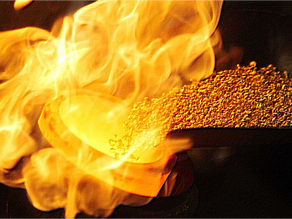 Gold Tried In Fire
