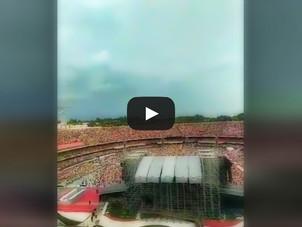 80,000 People Sing To Yeshua (Jesus)