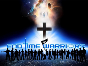 End Time Warriors - The Wild Ones