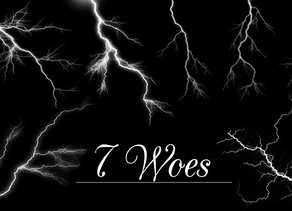 7 Woes of God