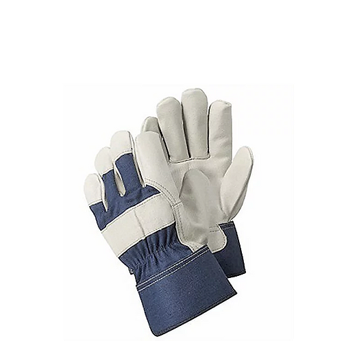 PREMIUM LEATHER SAFETY CUFF GLOVES