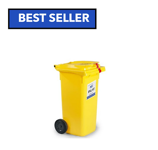 95 GALLON MOBILE SPILL KIT UNIVERSAL
