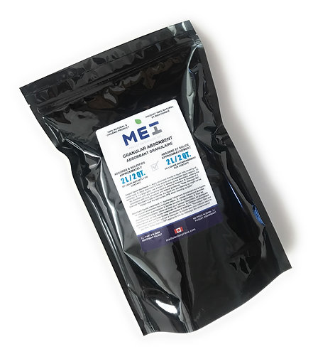 MEI GRANULAR ABSORBENT PACKET