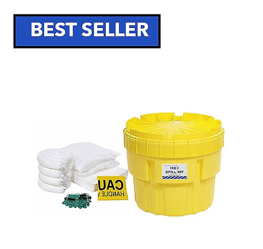 20 GALLON OVERPACK SPILL KIT OIL-ONLY