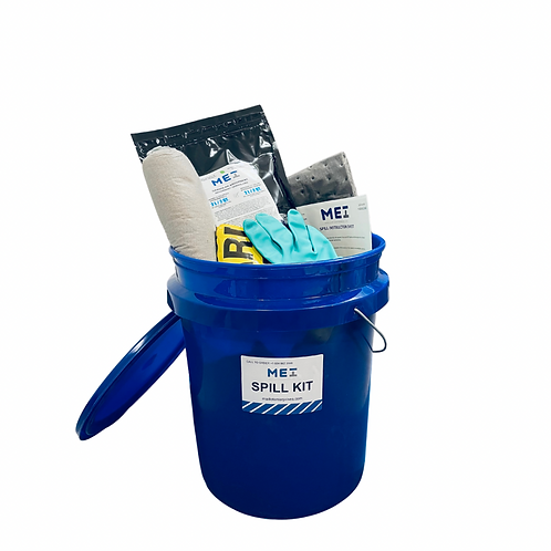 SPILL KIT IN A 5 GAL. PAIL UNIVERSAL