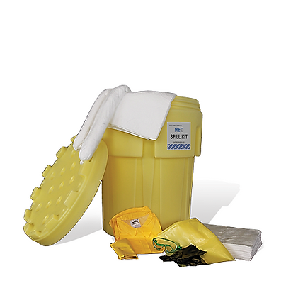 95 GALLON OVERPACK SPILL KIT OIL-ONLY