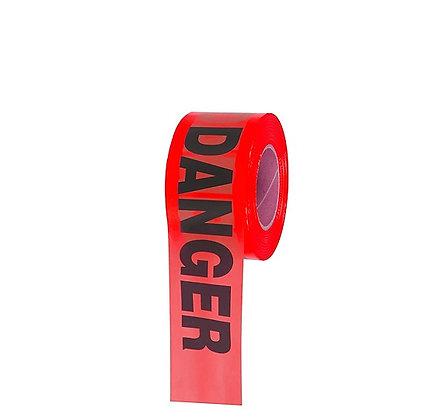 DANGER TAPE RED