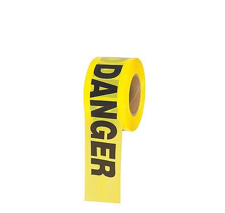 DANGER TAPE YELLOW