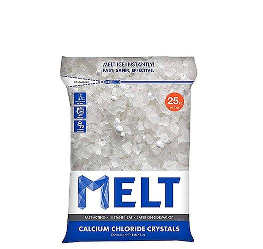 25 LB ICE MELT BAG