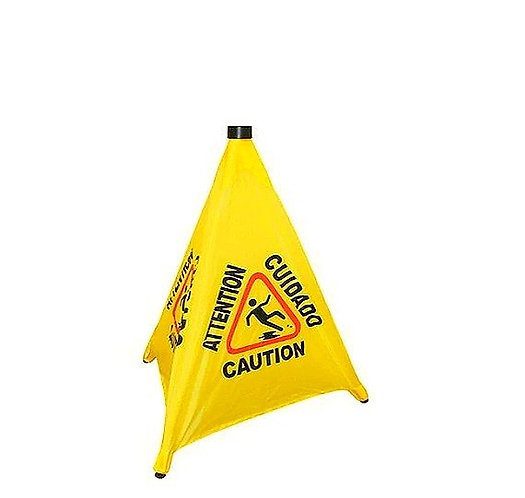 HAZARD POP-UP PYRAMID