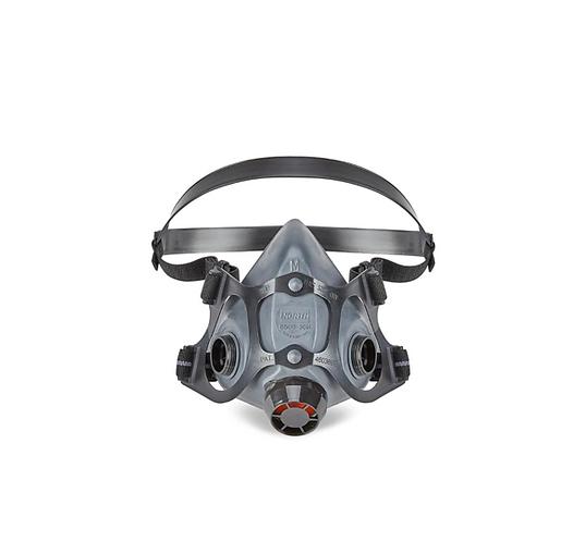 NORTH® 5500 HALF-FACE RESPIRATOR