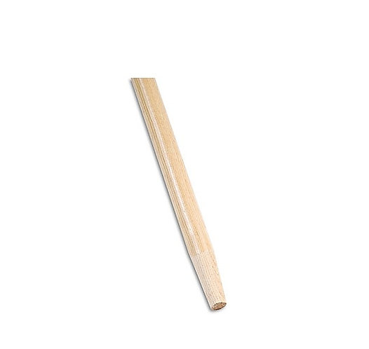 """WOODEN 60"""" HANDLE FOR SQUEEGEES & BROOMS"""