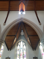 Grade II* St. Peter's, Cardiff.