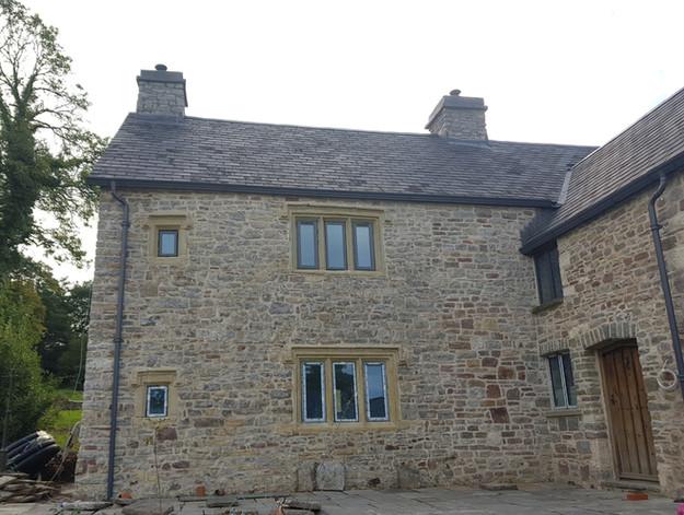 Grade II Manor House, Glamorgan.