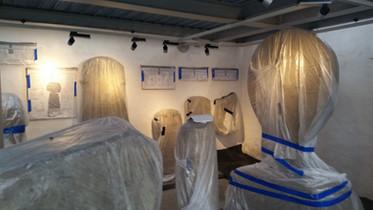 Grade II Margam Stones Museum.
