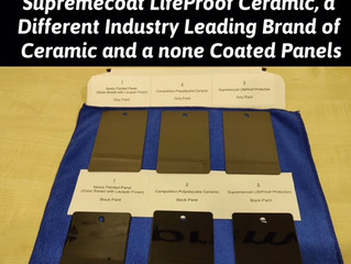 Breakthrough In Ceramic Paint Protection Announced