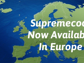 Supremecoat Arrives In Europe.