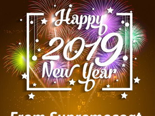 Happy New Year From Supremecoat