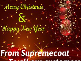 Happy Christmas & New Year