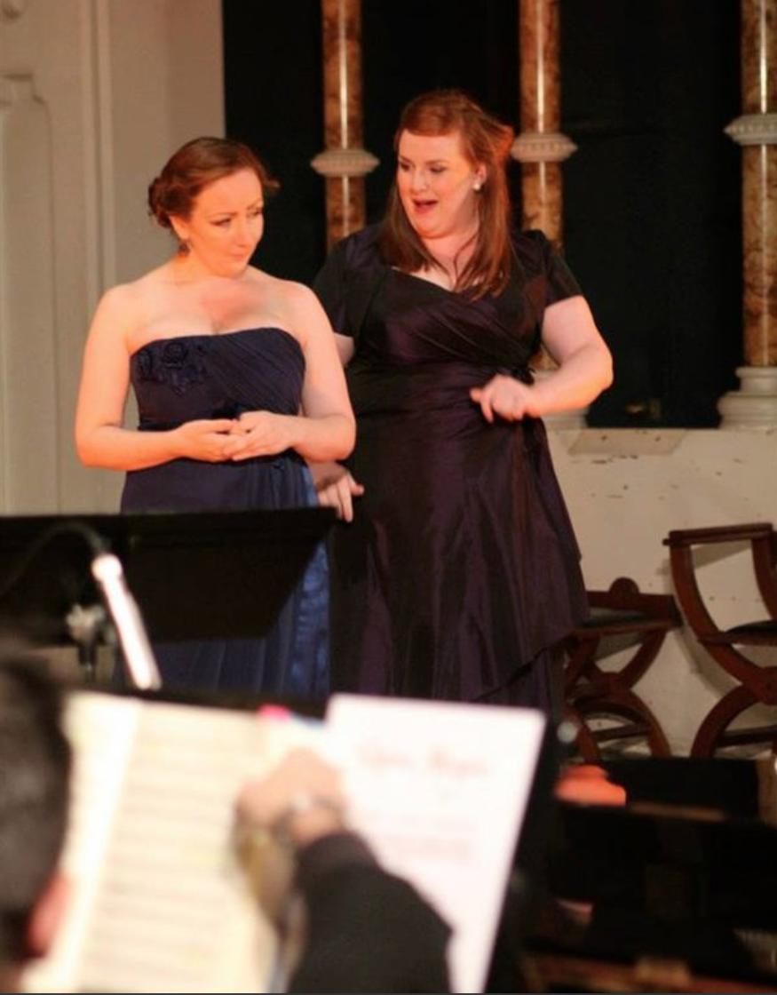 Opera Alegria Fundraising Concert (C) Zak Kilby
