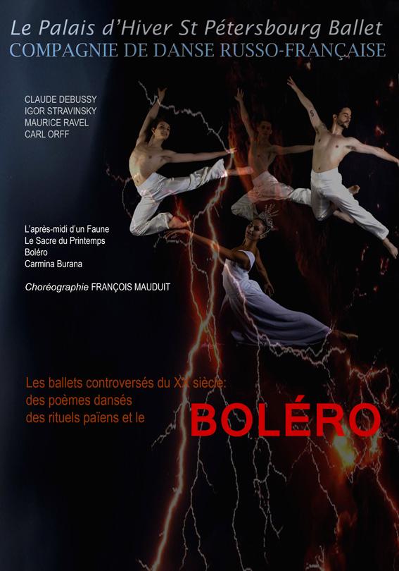 BALLET BOLERO