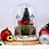 Thumbnail: PERSONALIZED NAME CHRISTMAS TERRARIUM