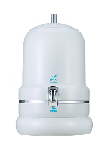Waters Jade water filter