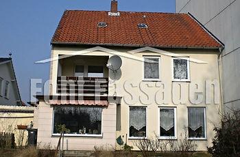 Fassadenanstrich - Fassade streichen
