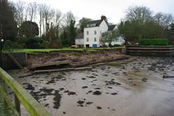 Flood damage - Before
