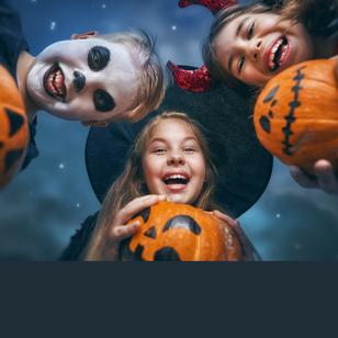 Halloween for de minste